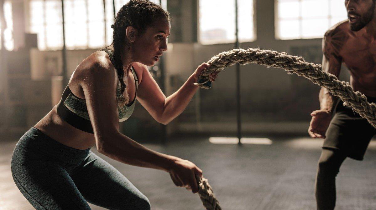 Versla Post-Lockdown Gym Angst Met Deze Tips
