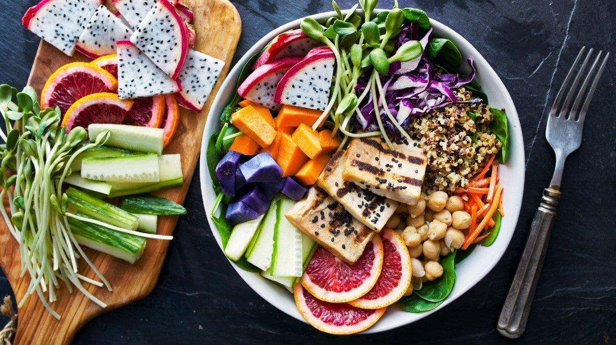 Vegetarische en veganistische diëten | Wat zijn ze? Zijn ze goed voor gewichtsverlies?