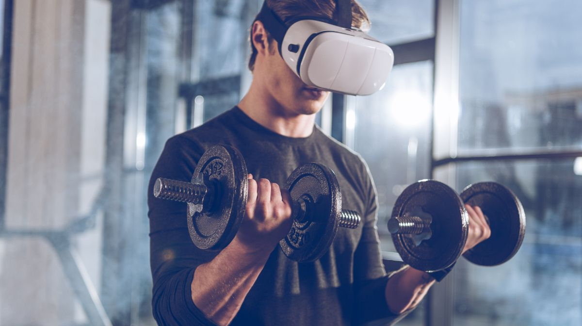 Is Virtual Reality Fitness de toekomst?