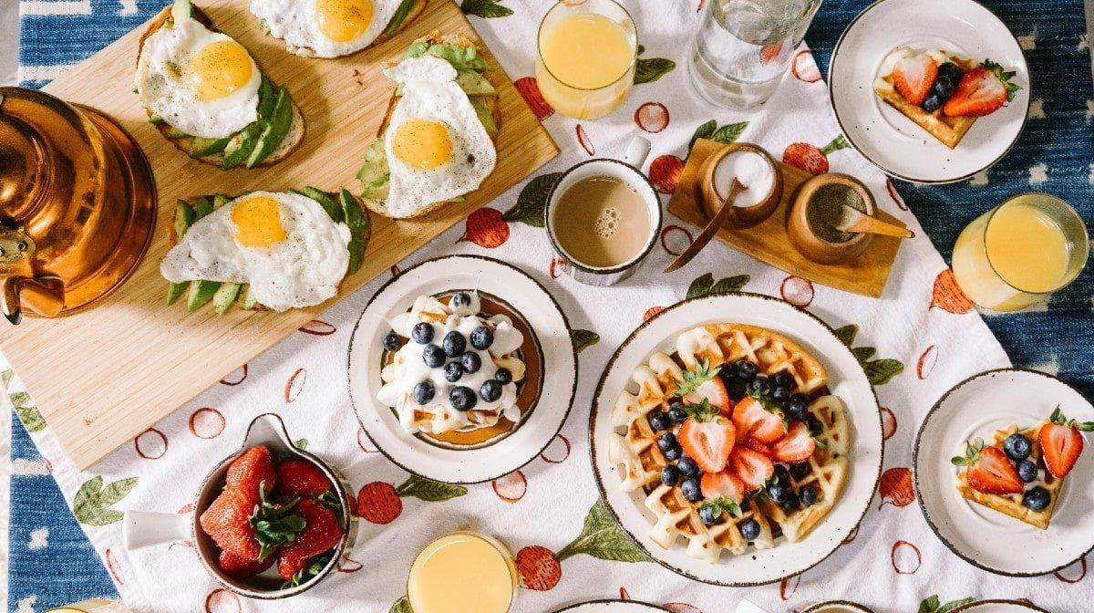 8 eiwitrijke ontbijten om je dag goed te beginnen