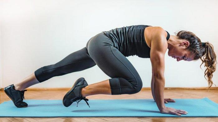 30 minuten durende lower body workout zonder apparatuur