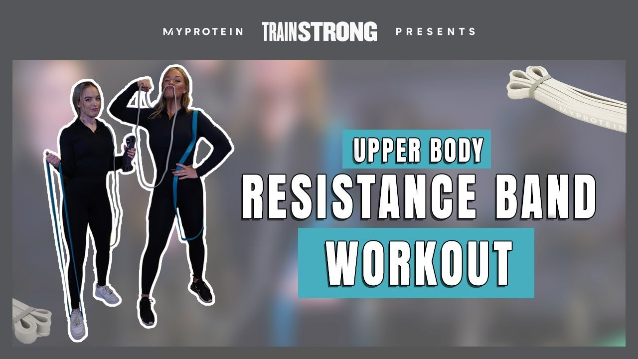 Resistance Band Workout | Upper Body Workout