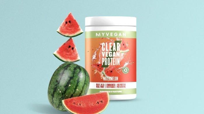Clear Vegan Protein — Nieuwe Smaken | Get That Fruity Feeling