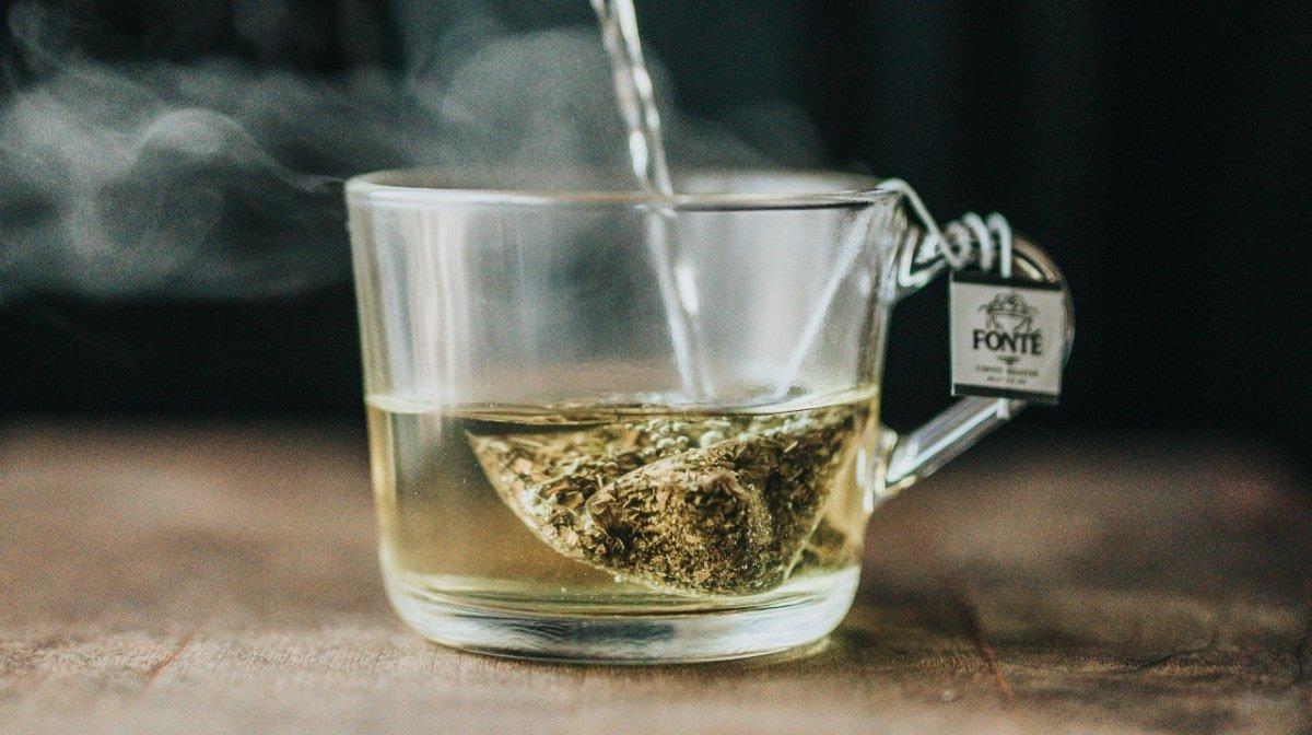 Helpt groene thee je af te vallen?