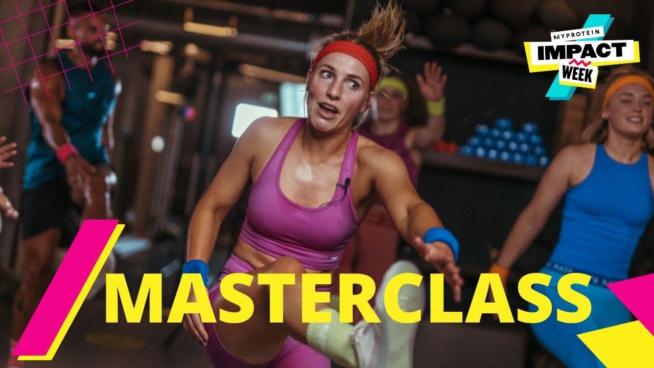 30 Min Aerobics Workout | Back To The 90s