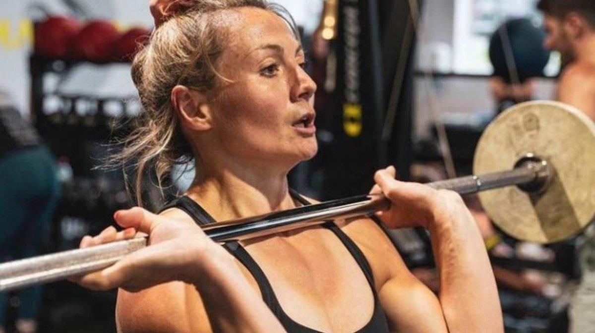 Vicky Fleetwood daagt je uit voor een zesdelige workout finisher