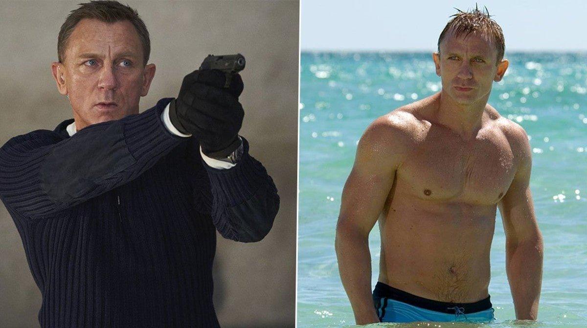 Daniel Craig's PT onthult wat er nodig is om James Bond te trainen