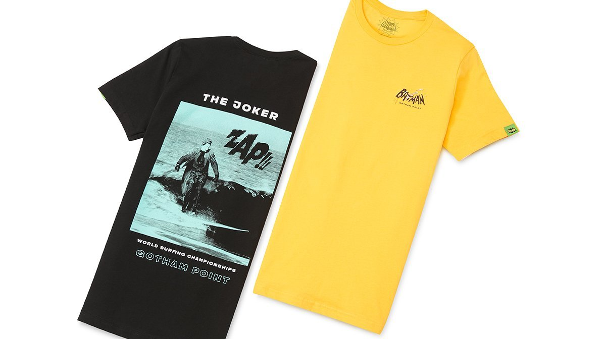 Coming Soon: Batman Surf Collection