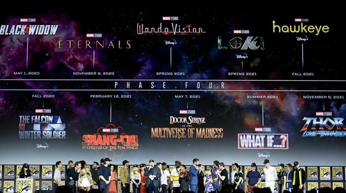 Here's Everything Marvel Studios Announced At Comic-Con
