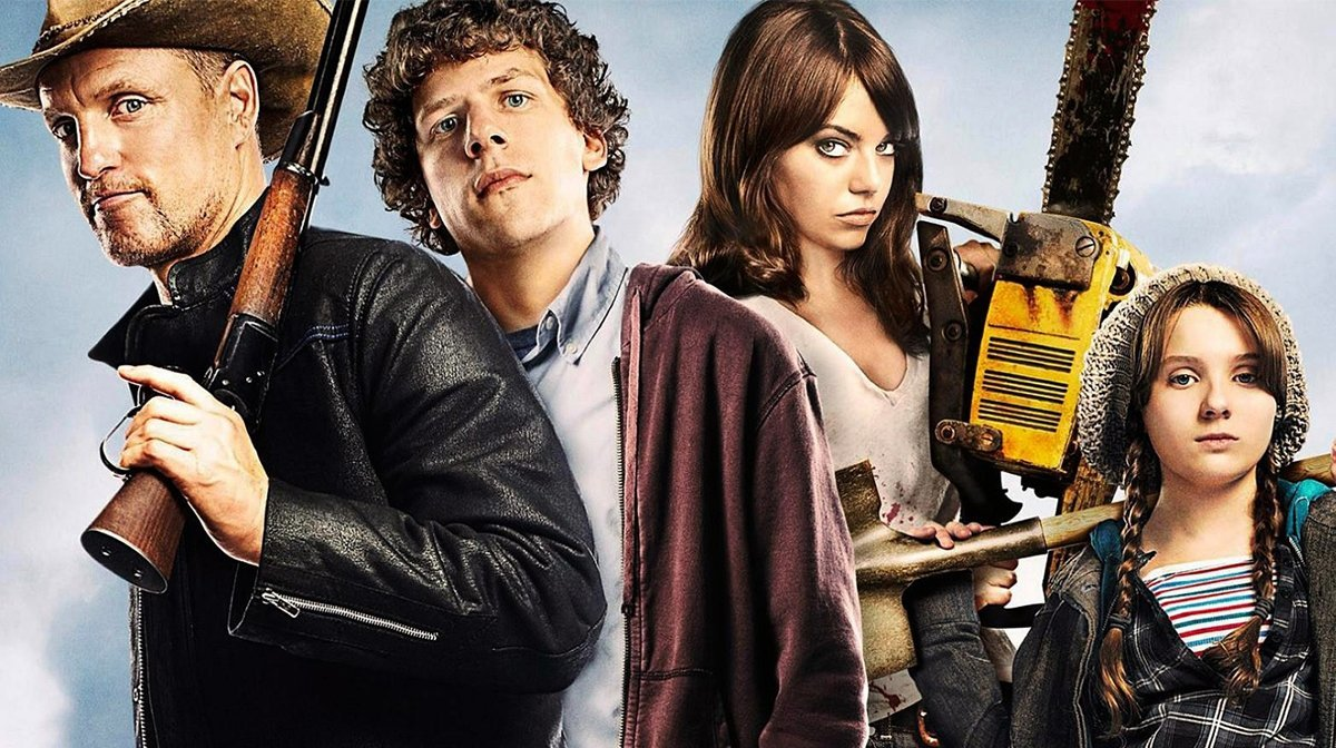 Shut Up Or Nut Up: Zombieland Is Just As Good 10 Years On