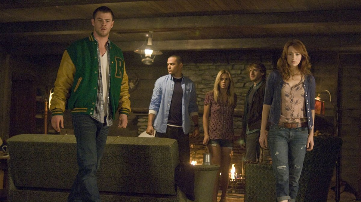 Zavvi's Best Movies Of The Decade: The Cabin In The Woods