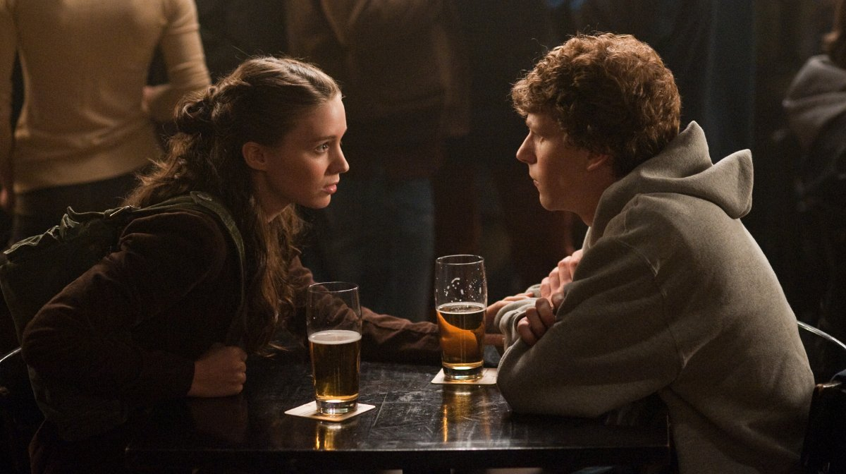 Zavvi's Best Movies Of The Decade: The Social Network
