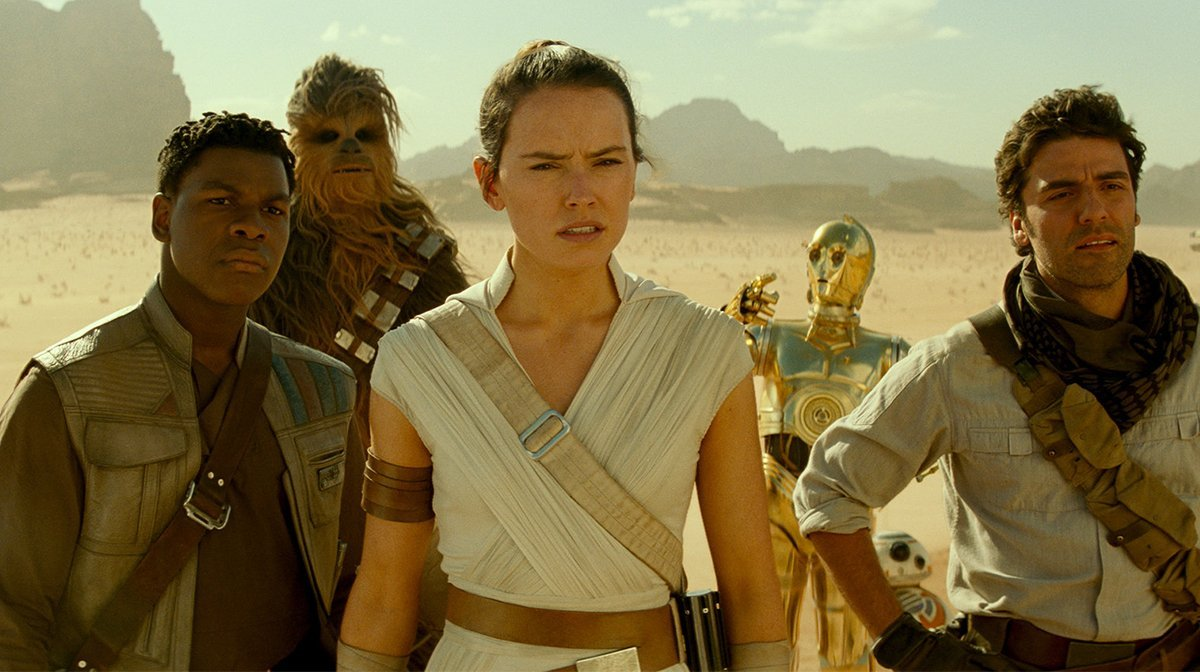 Star Wars: The Rise Of Skywalker – Why It Is A Must-See Movie