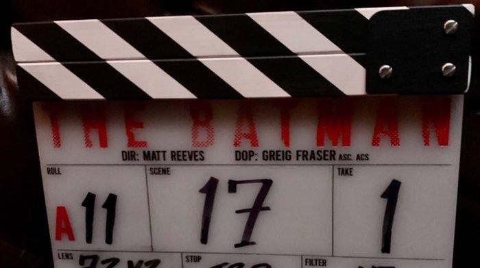 Director Matt Reeves Confirms The Batman Has Started Filming