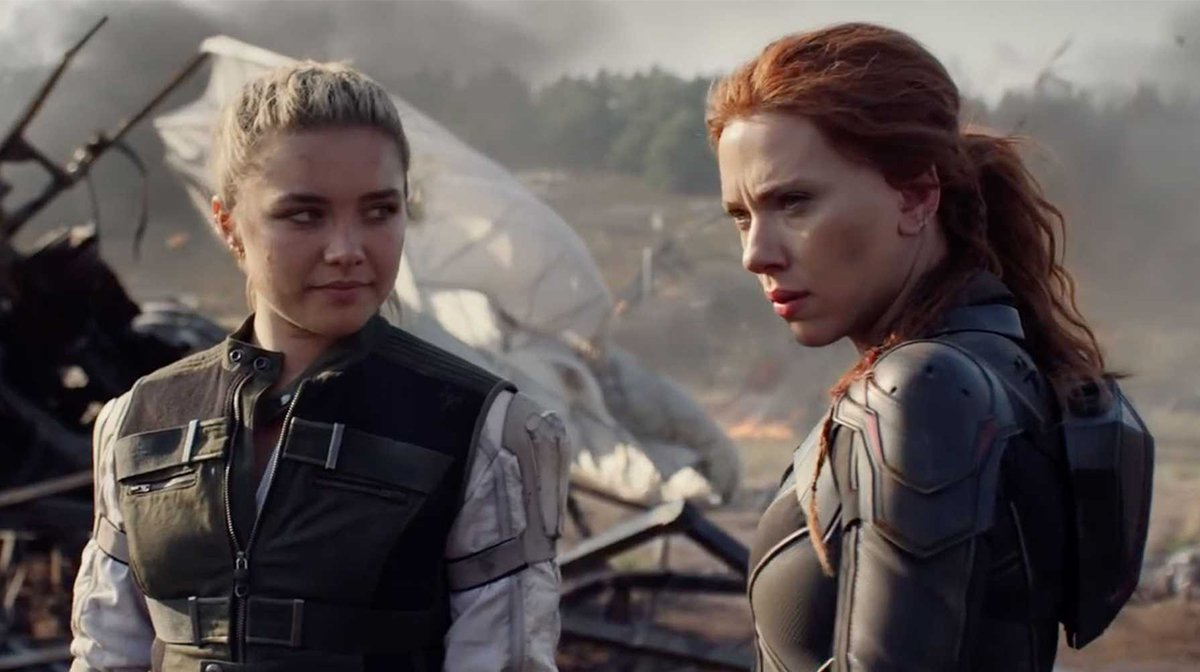 Florence Pugh's New Black Widow Might Be The Key To The New Avengers