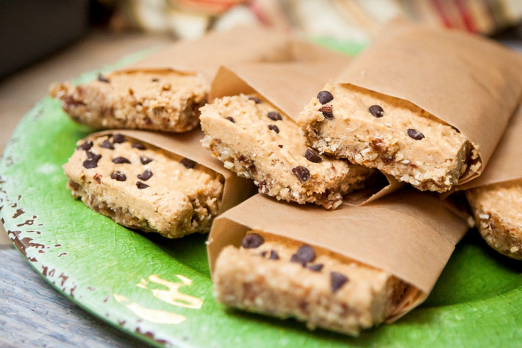Our Famous Grab-and-Go Organic Breakfast Bars