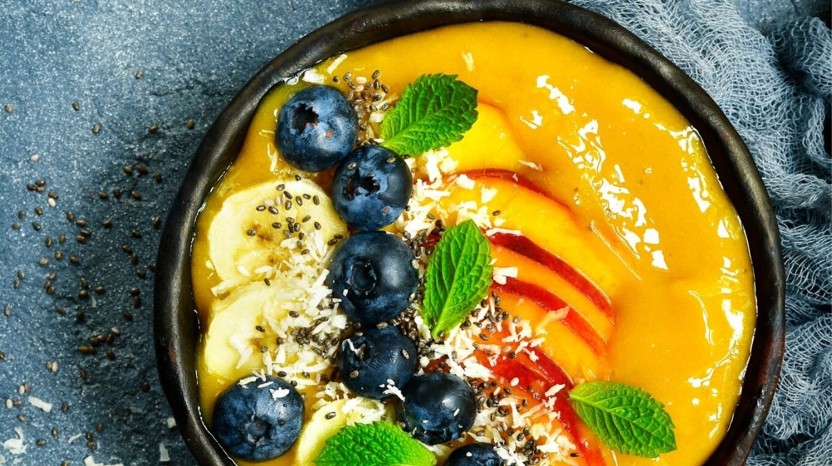 5 Healthy & Colourful Summertime Recipes