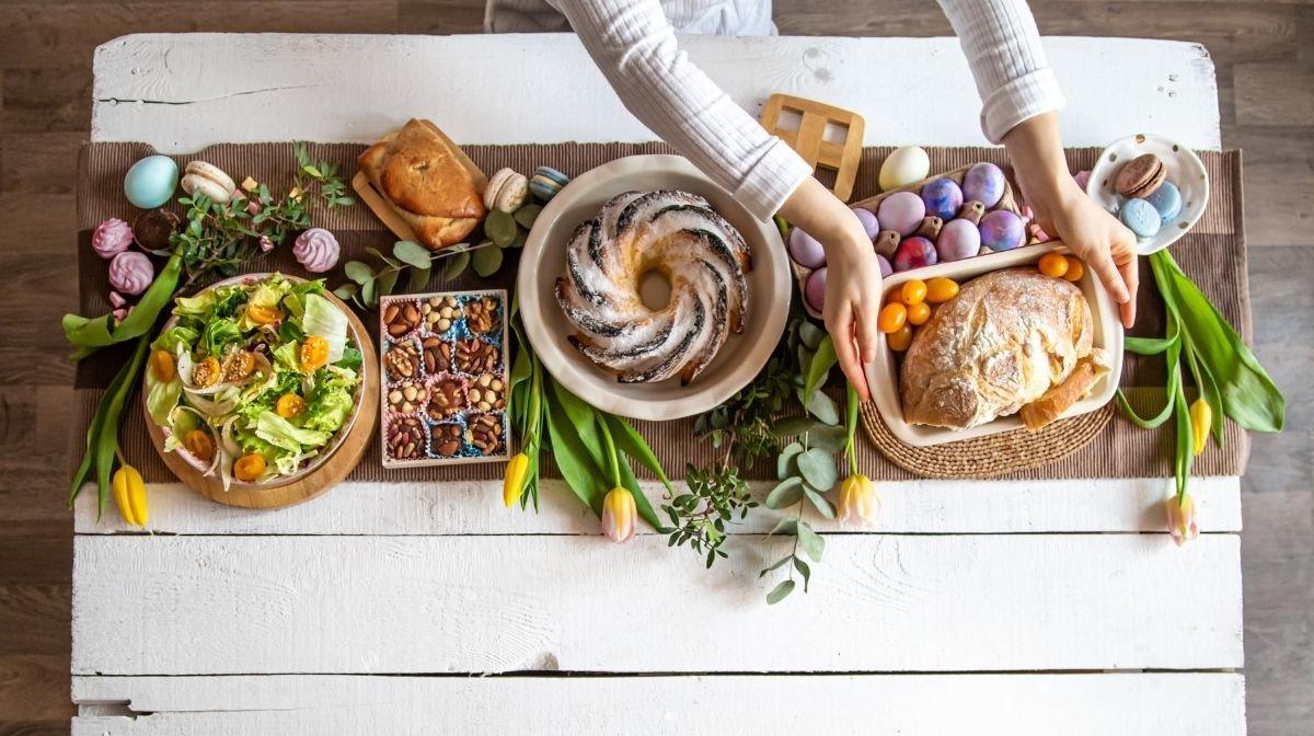 3 Vegan Easter Recipes (No Eggs in Sight!)