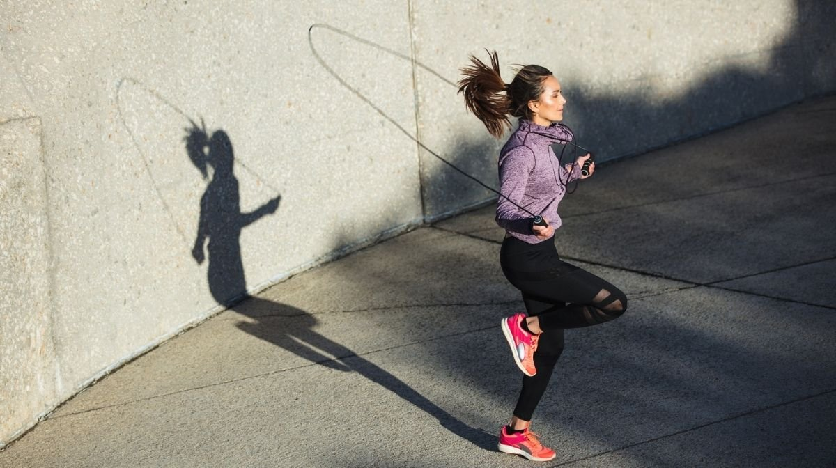 Why Skipping Should Be Your New Favourite Workout