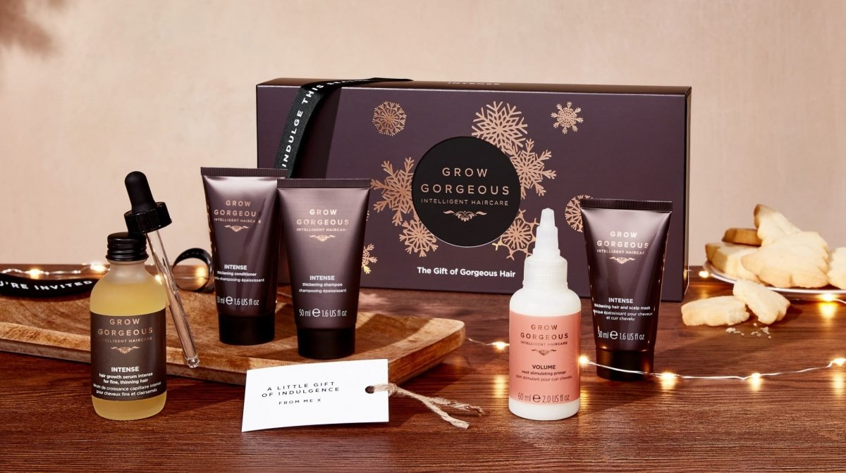 Give the gift of gorgeous hair this holiday season