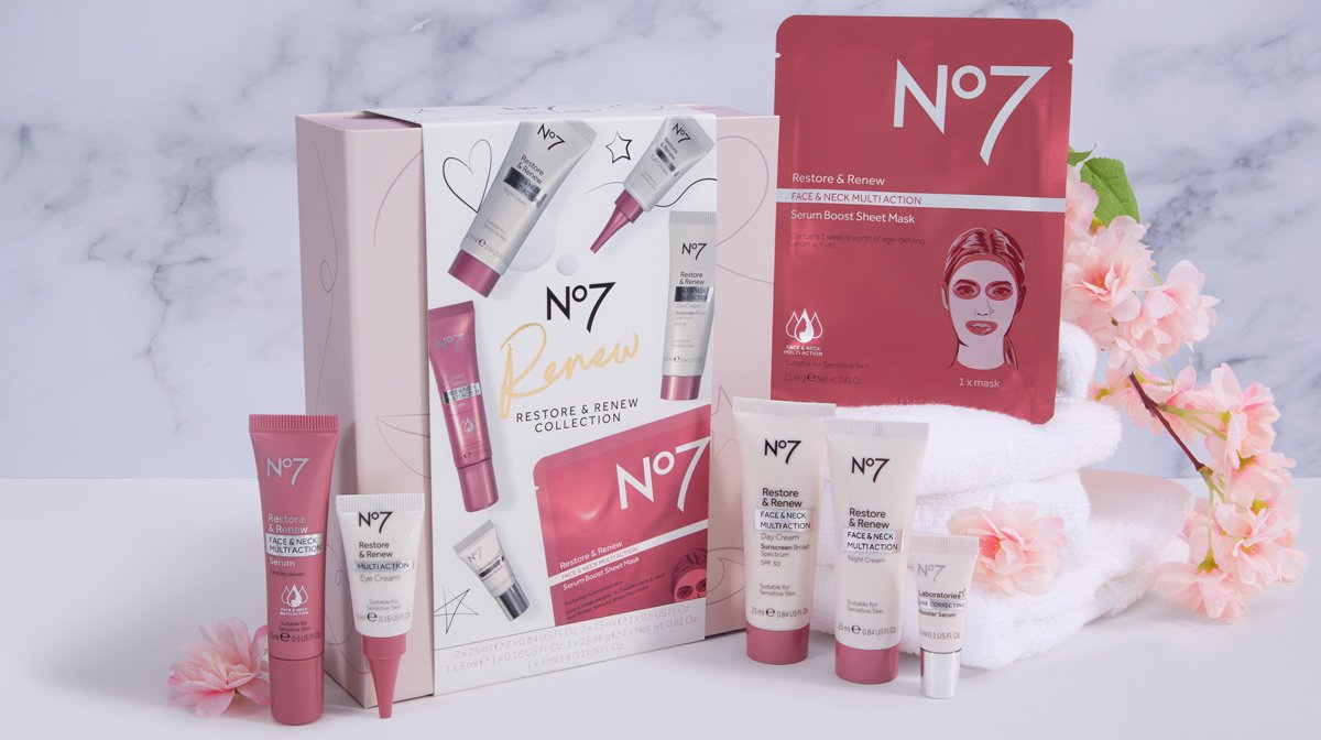 No7's Mother's Day Gift Ideas