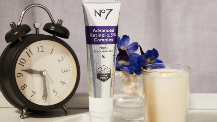 How to Introduce Retinol into your No7 Skin Care Regimen