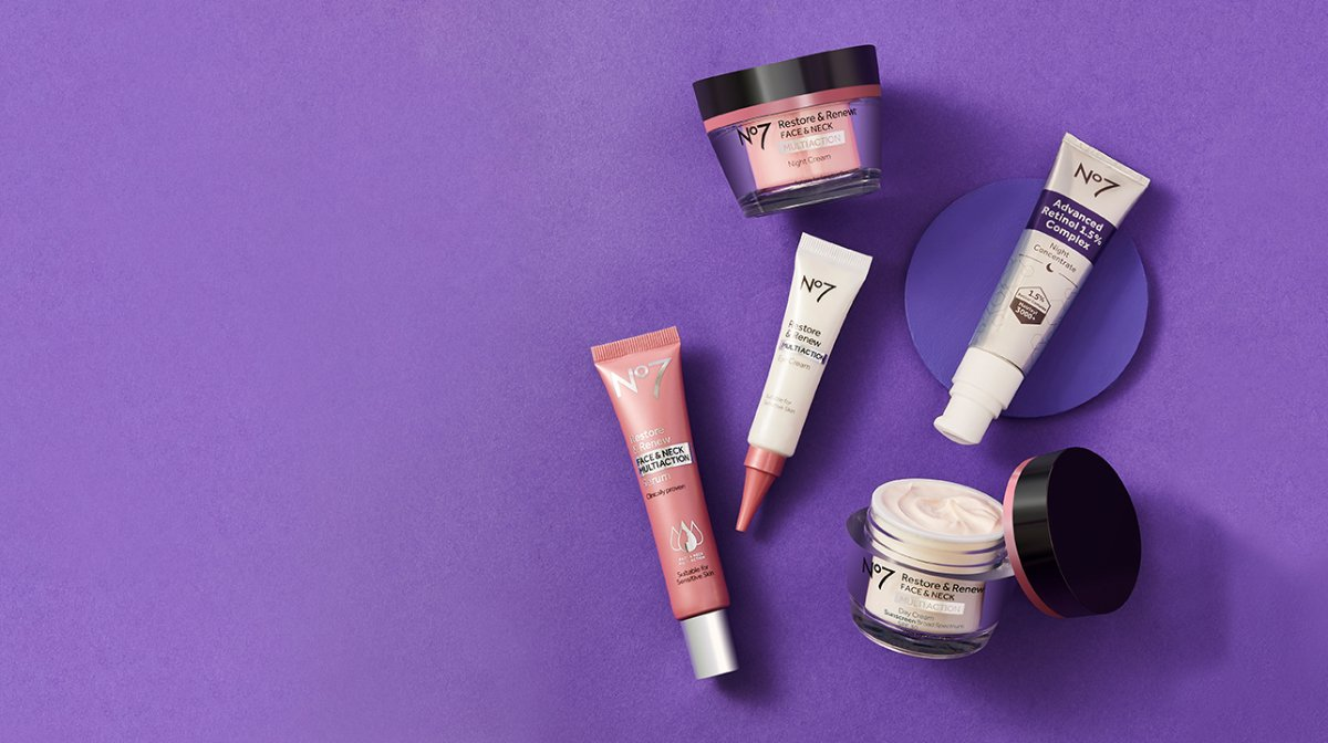 No7 Skincare Favorites To Try This Spring