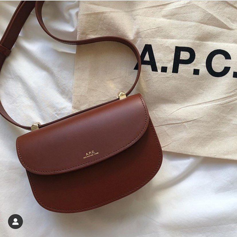 A.P.C handbags