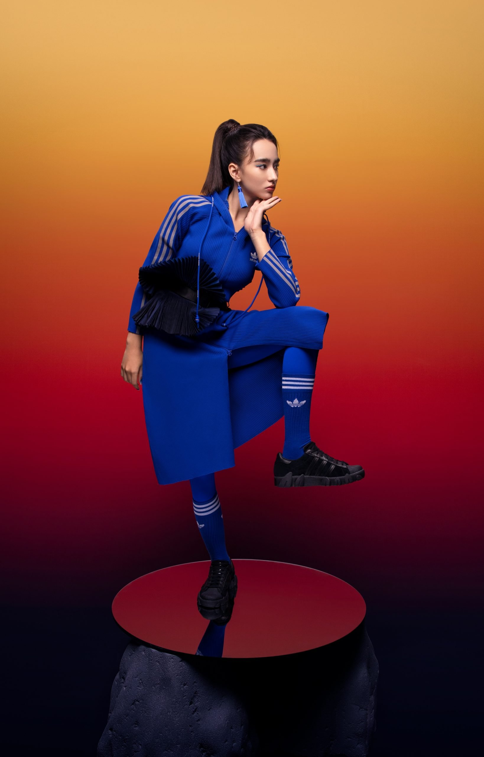 sportswear collaborations - adidas originals x angel chen