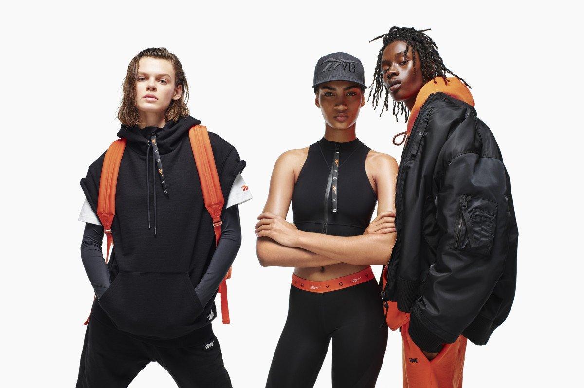 sportswear collaboration - reebok x victoria beckham