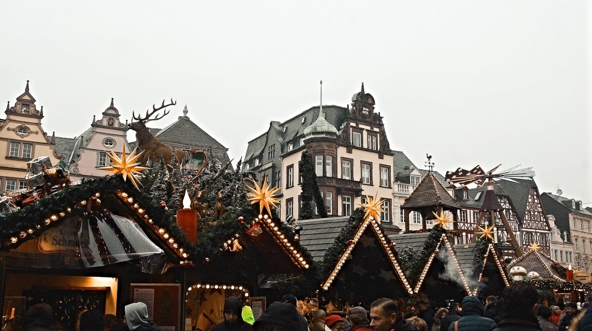 5 Of The Best Christmas Markets In Europe