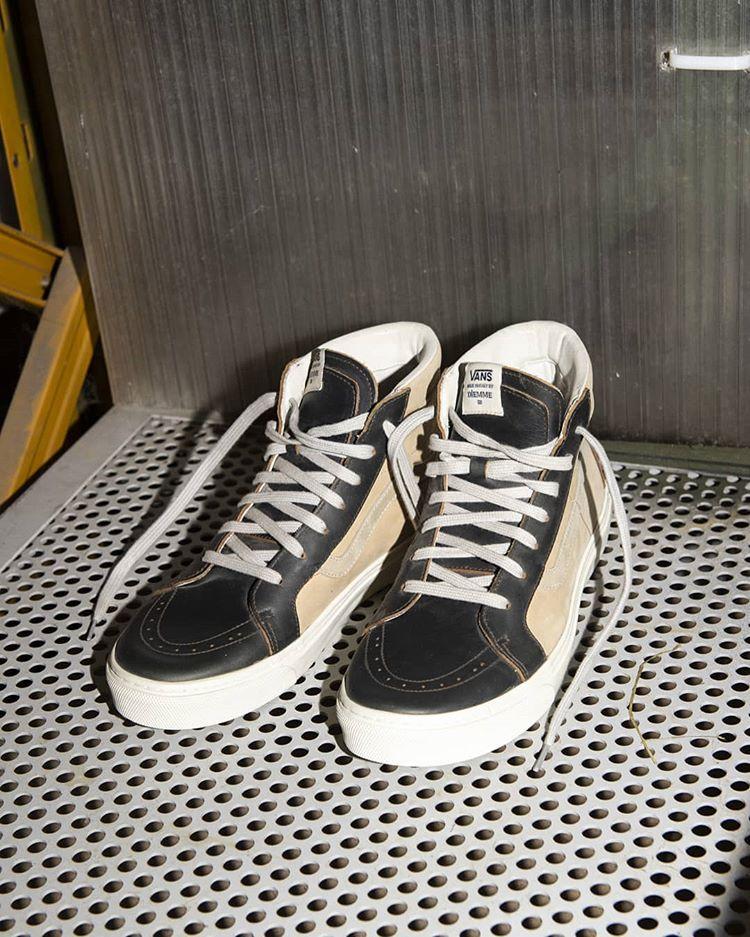 Diemme x Vans | @Diemmefootwear