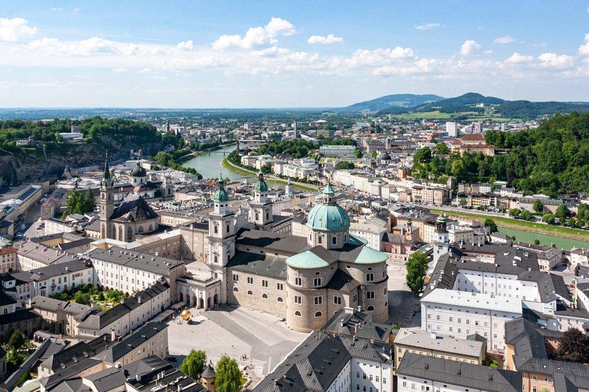 Best places to visit - Salzburg