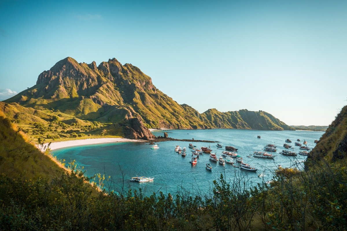 Best places to visit - East Nusa Tenggara Indonesia