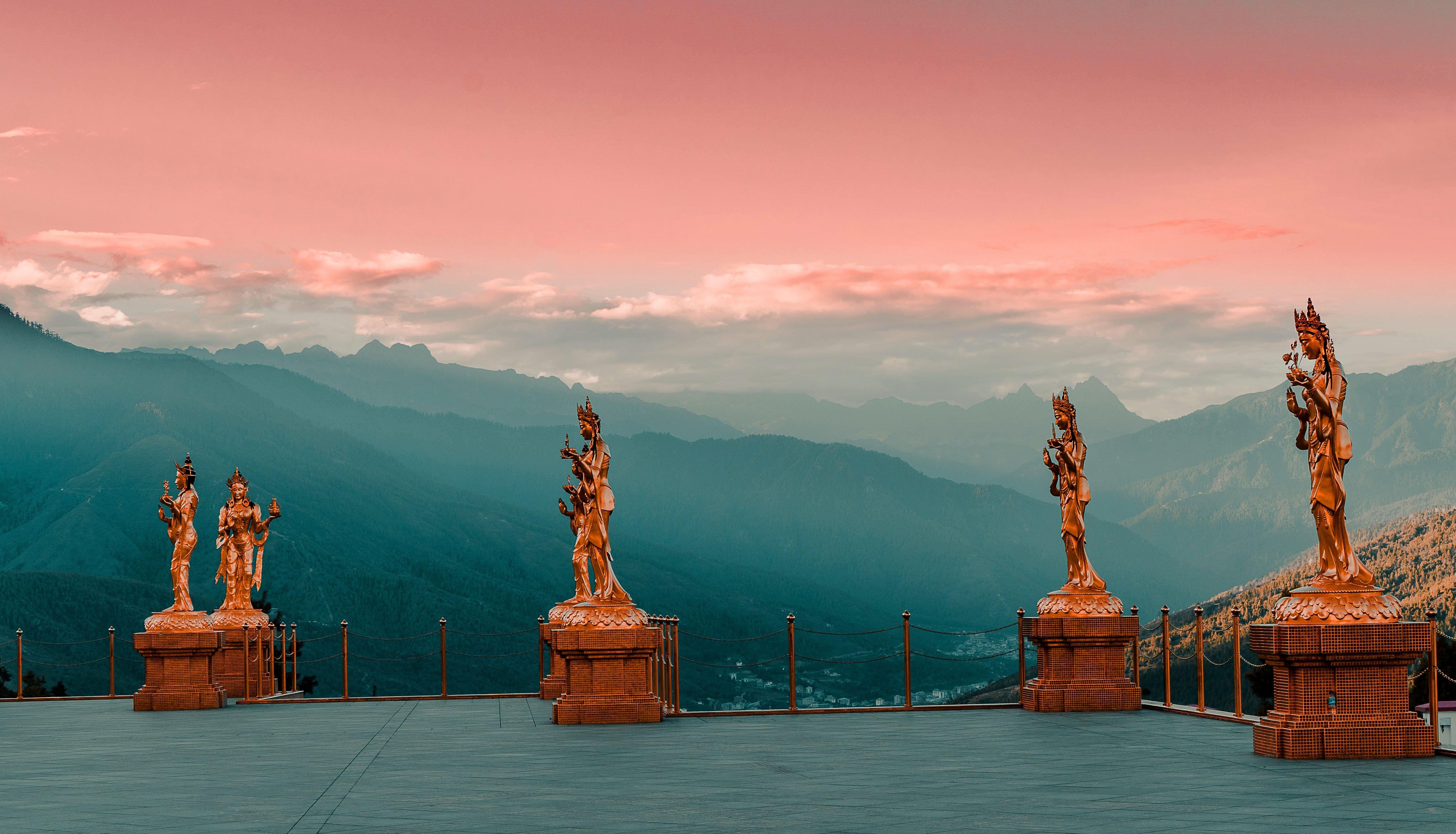 Best places to visit - Bhutan