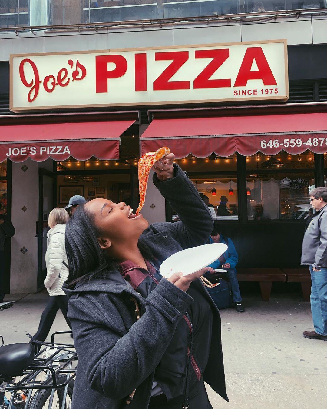Joe's Pizza- New York