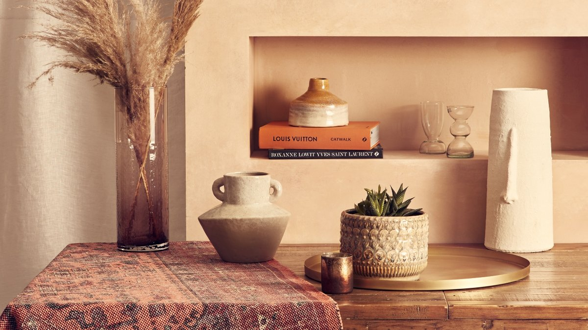 How to Achieve Artisanal Interior Design with Your Homeware