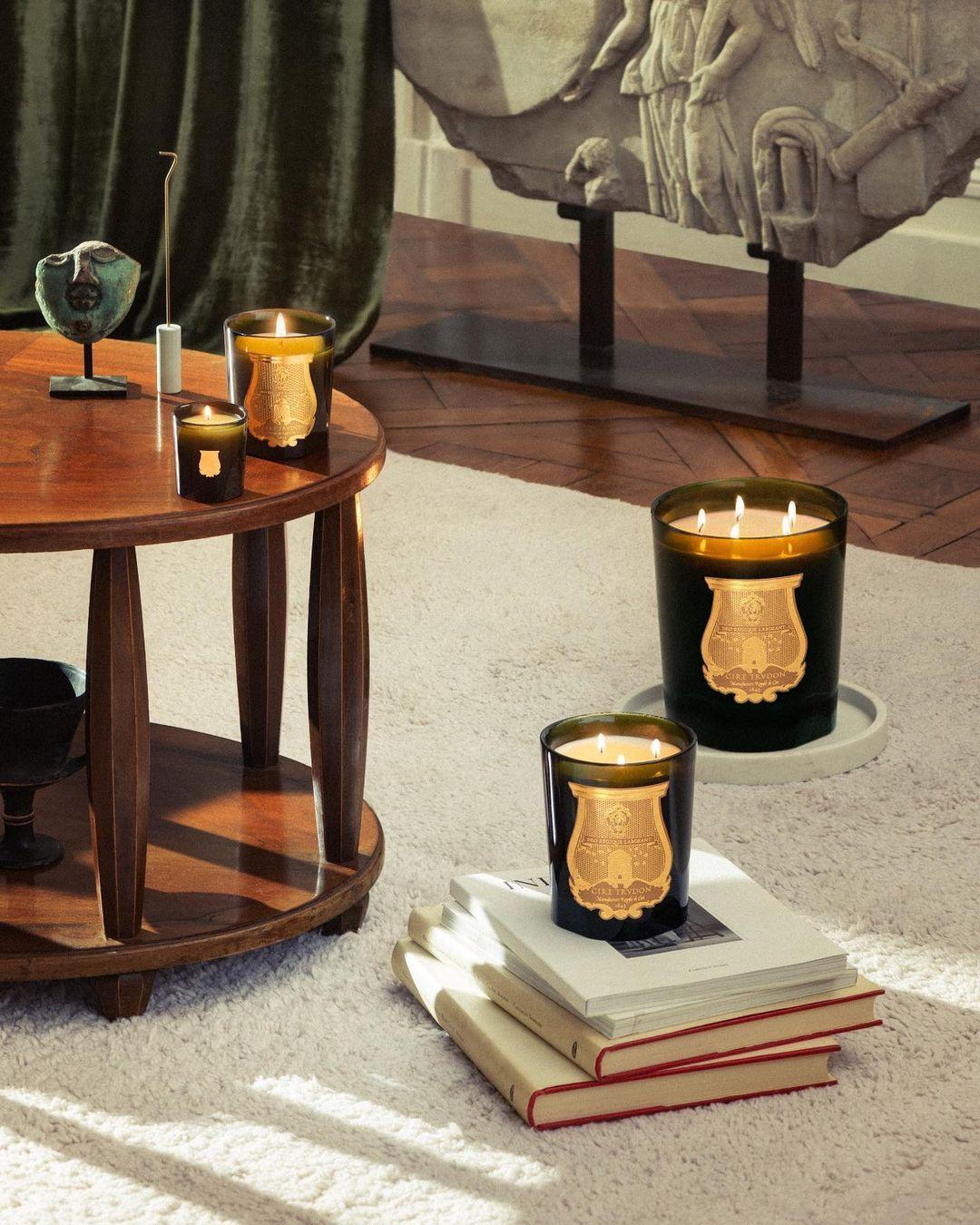 artisanal homeware candles
