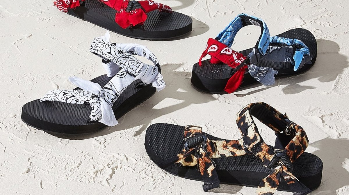 5 of The Best Sandals For the Summer