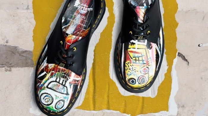 Dr. Martens x Jean-Michel Basquiat | Exclusive Collaboration