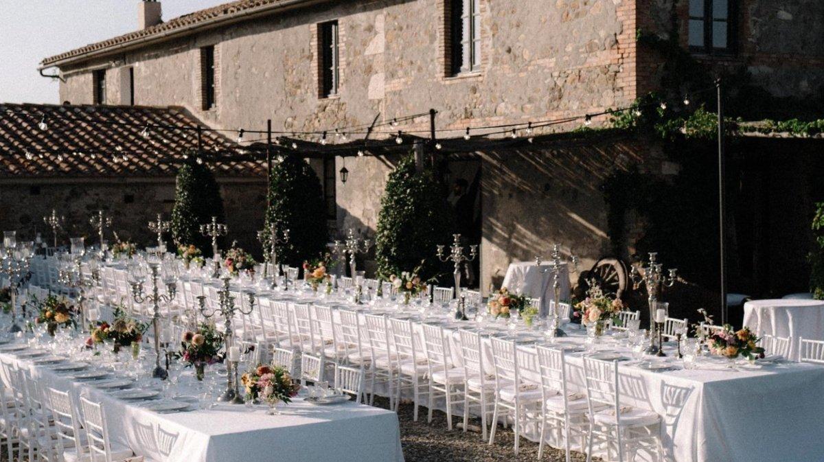 6 of the Most Stylish Weddings