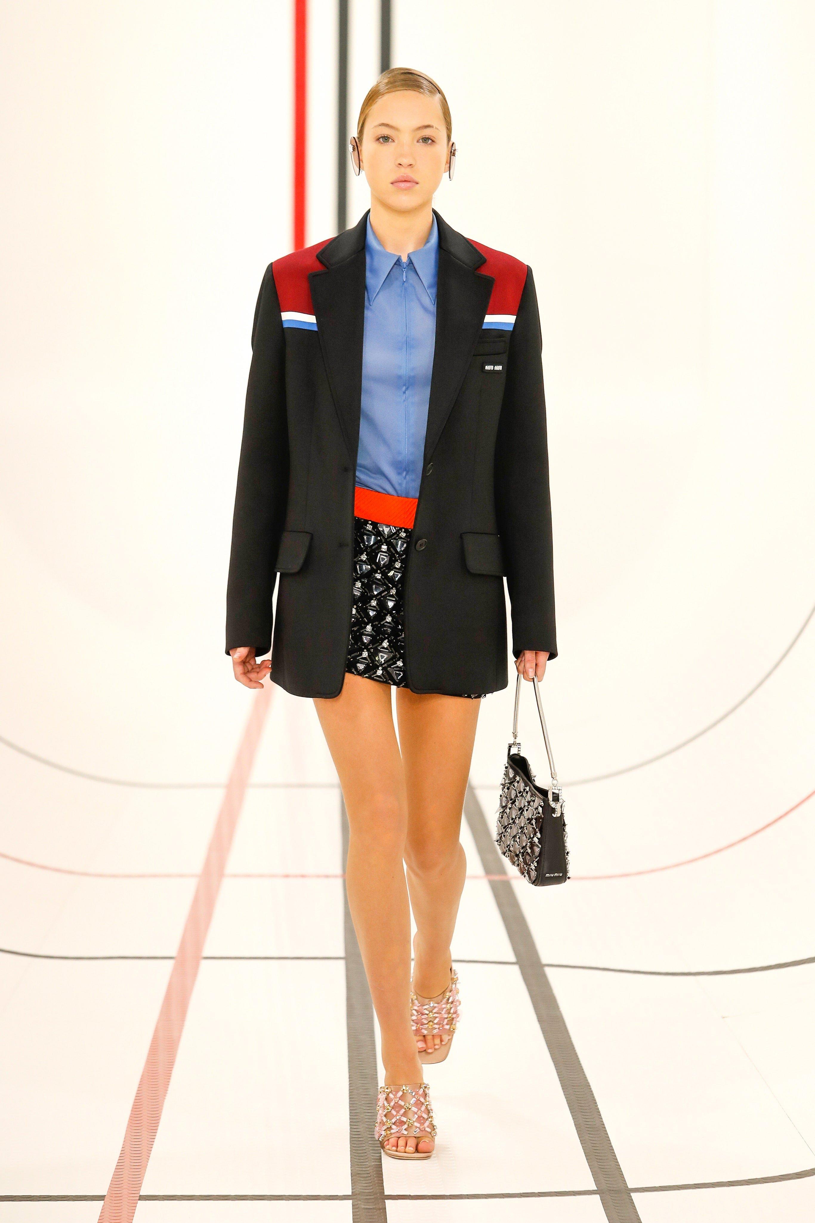 Photo Credit : Vogue Runway - Miu Miu