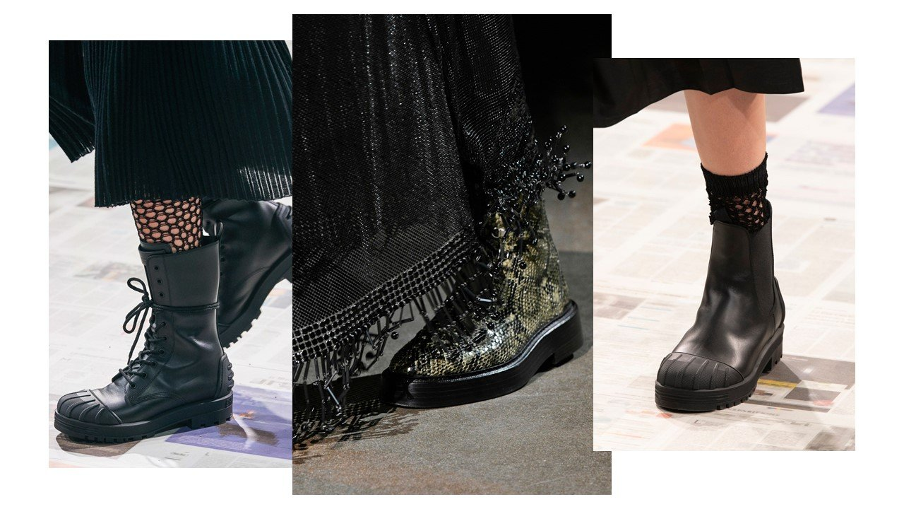 Photo Credit: Vogue Runway - Dior, Paco Rabanne, Dior