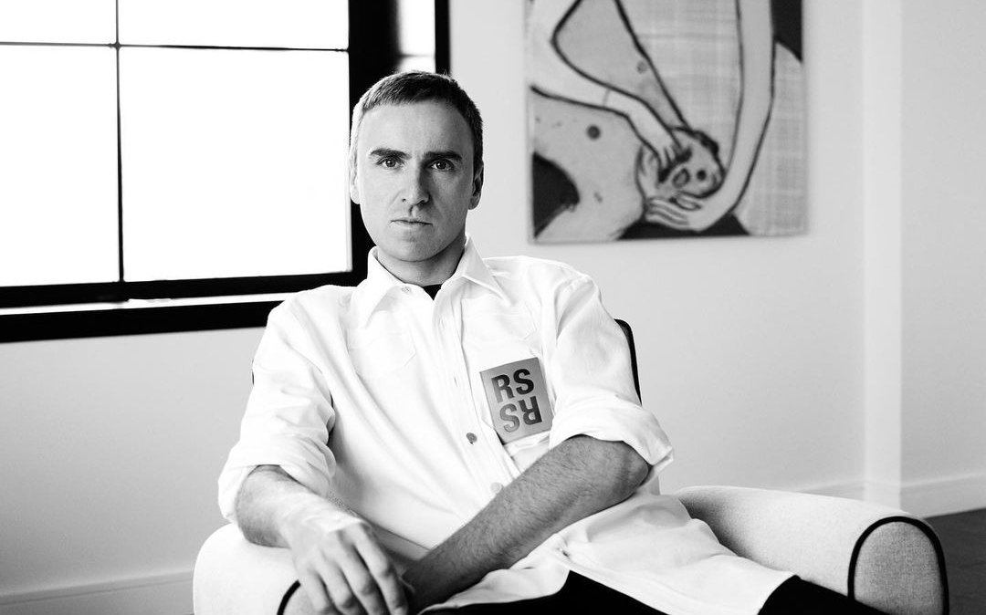 Who is Raf Simons? A Fashion History