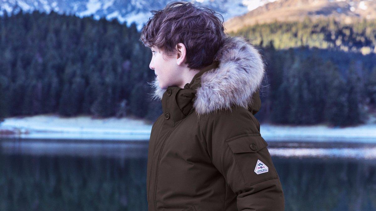 Pyrenex kids coat