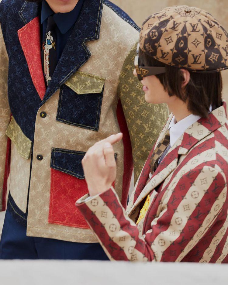 Louis Vuitton Nigo Collection