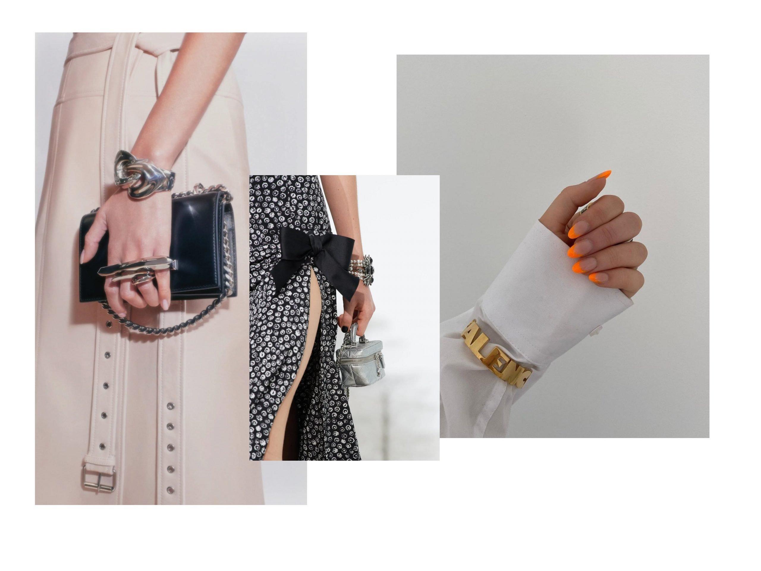Hand Cuff Jewellery
