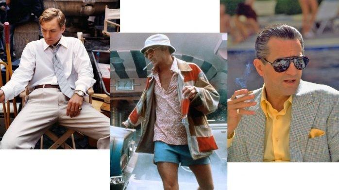 Best Dressed Men In Film | Top Ten Nominees