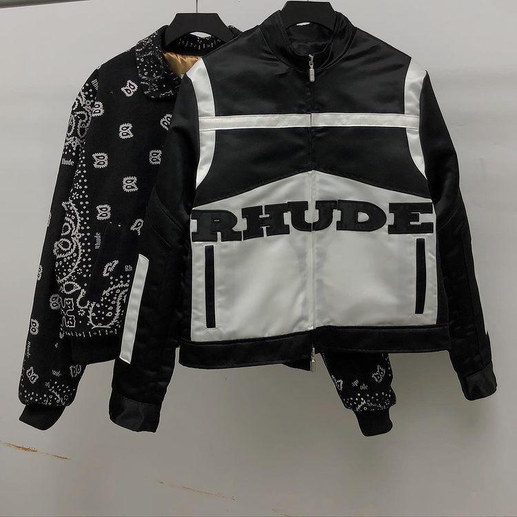 rhude clothing