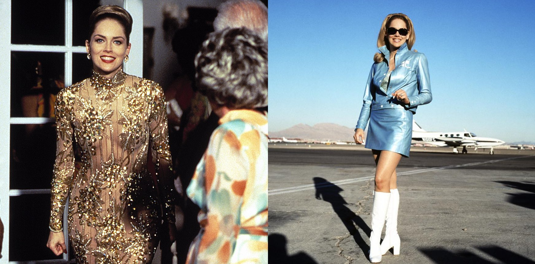 Outfits from the film Casino